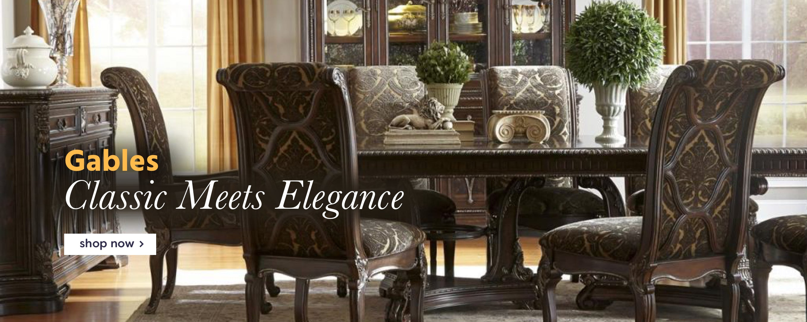 Gables Dining Table Set