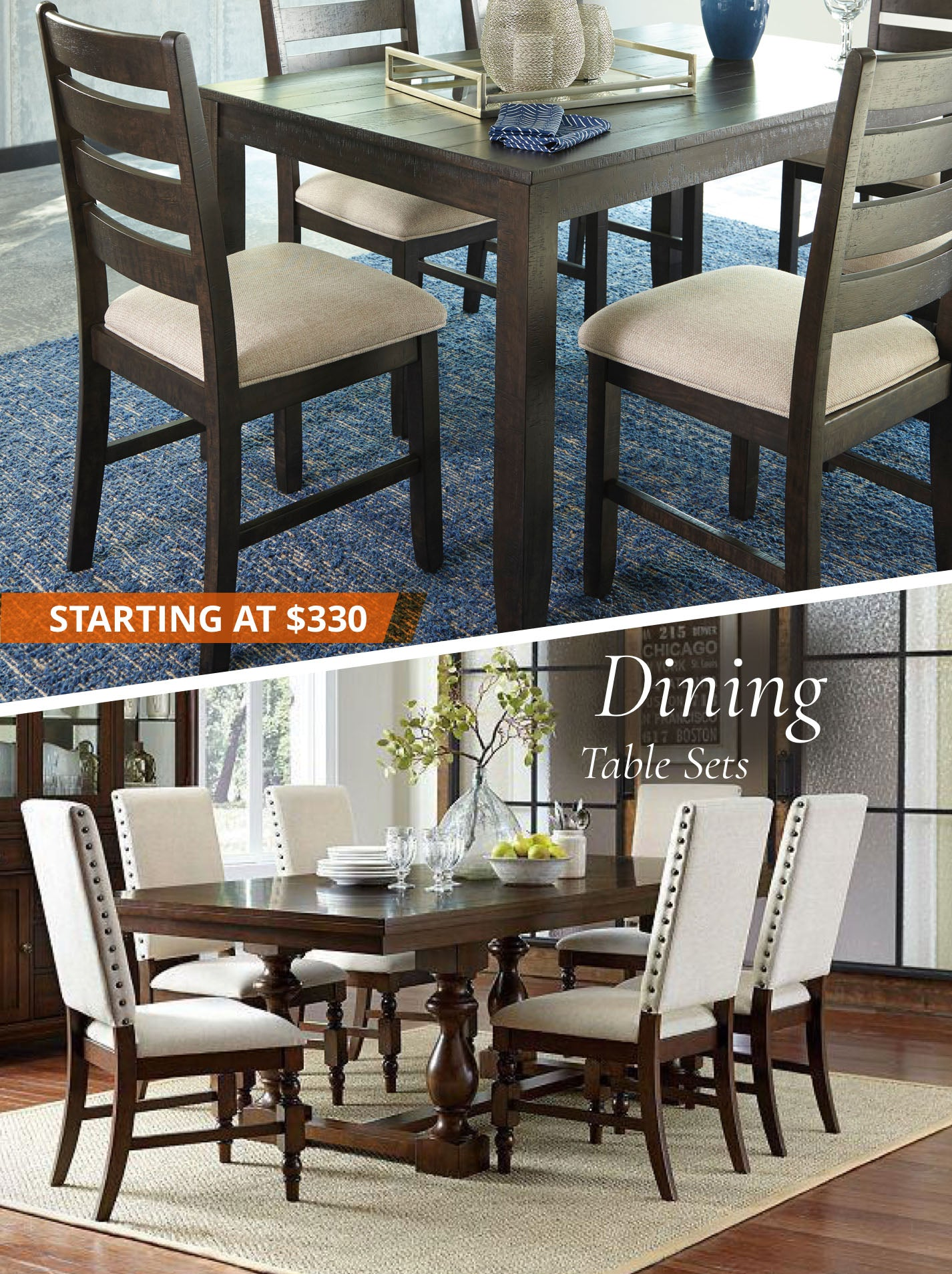 Dining Room Sets Virginia 3