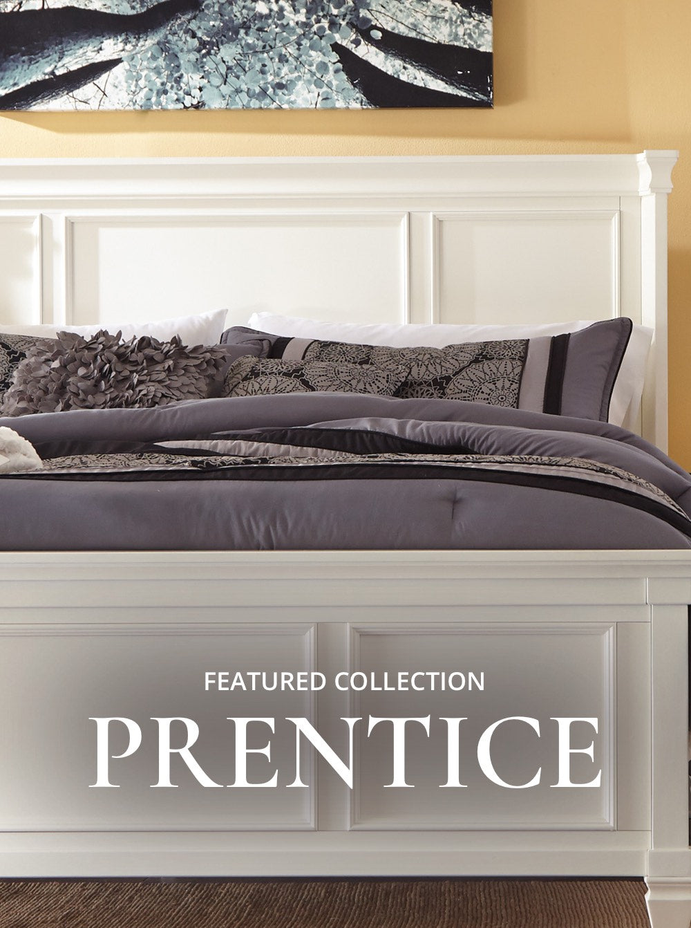 Prentice Bedroom Collection Marlo Furniture