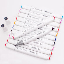 TouchFive Markers 168 Colors Art Sketch Graphic Alcohol Based Pen