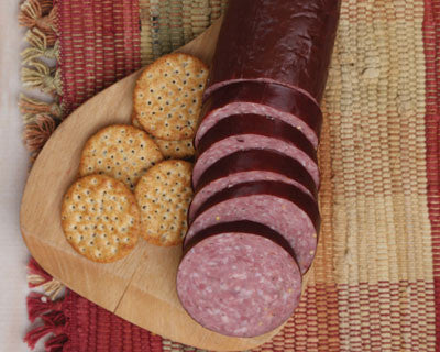 Hickory Beef Sausage - Refrigerated