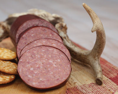 Venison Sausage - Refrigerated