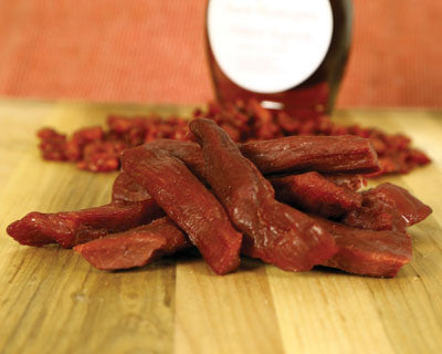 Cherry Maple Beef Jerky - Refrigerated