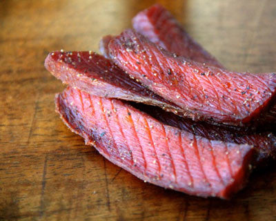 Salmon Exotic Jerky - Refrigerated