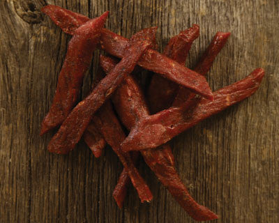 Hot-N-Spicy Elk Wild Game Jerky - Refrigerated