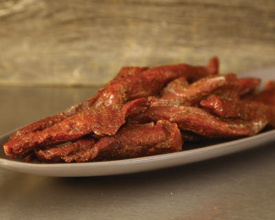Cajun Beef Jerky - Refrigerated