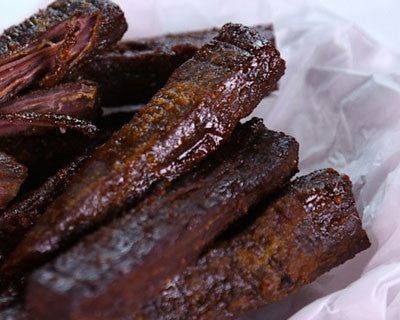 Teriyaki Beef Jerky - Refrigerated