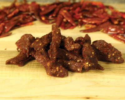 Blazin' Beef Jerky - Refrigerated