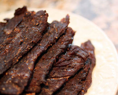Sweet-N-Hot Beef Jerky - Refrigerated