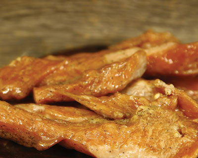 Cajun Turkey Jerky - Refrigerated
