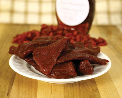 Cherry Maple Elk Wild Game Jerky - Refrigerated