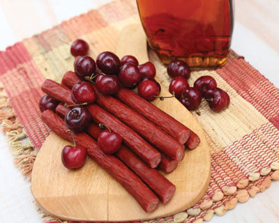 Cherry Elk Snack Sticks