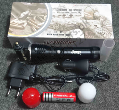 Jeep Tactical Torch Light