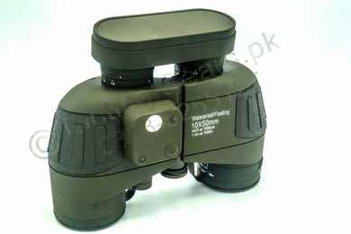 Best Quality - Waterproof - Floating - Tactical Binoculars with Compass
