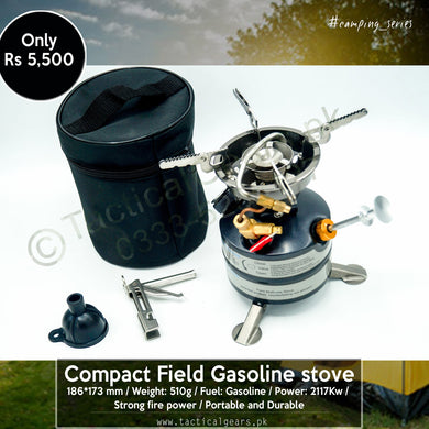 Compact Field Gasoline stove ( Genuine Quality )