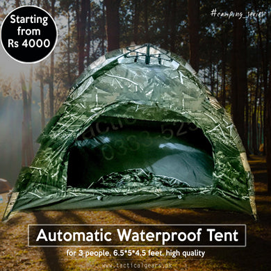 Automatic High Quality Waterproof Tent