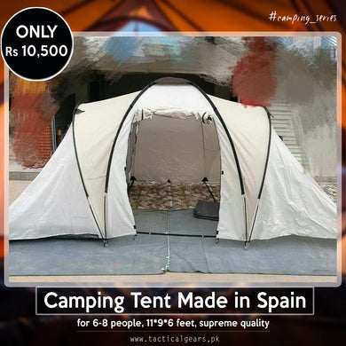 Camping Tents - Made in Spain ( High Quality )