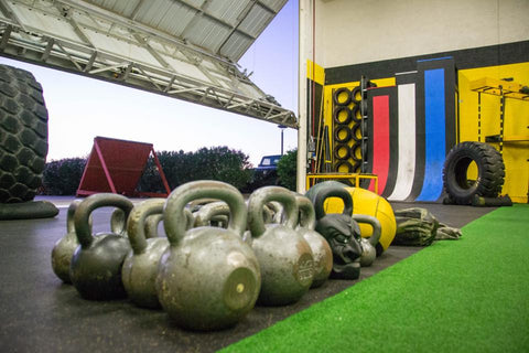 30 Day Kettle Bell Training Program