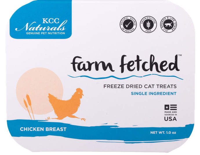 Freeze Dried Chicken Breast Cat