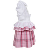 Carolina Dress Pink Check