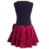 Pretty Dress Red Tartan