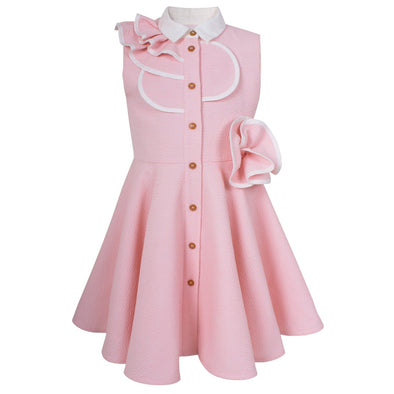 Robin Dress Peach Mountain