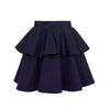 Circle Skirt True Navy 6YRS Sample