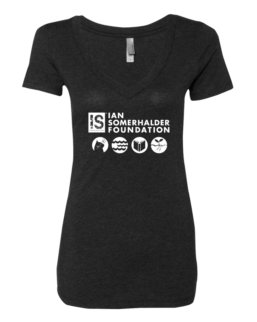 ISF Cat Mission Slim Fit Vneck