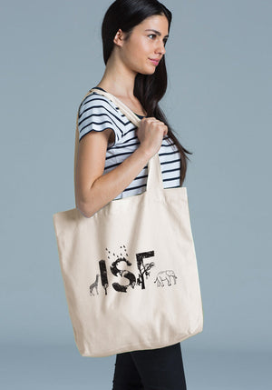ISF Organic Canvas Tote