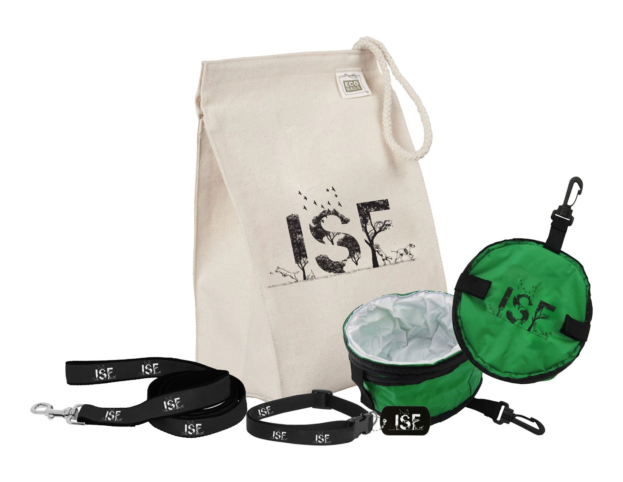 ISF 4-legged Satchel