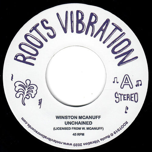 Winston McAnuff - Unchained 7