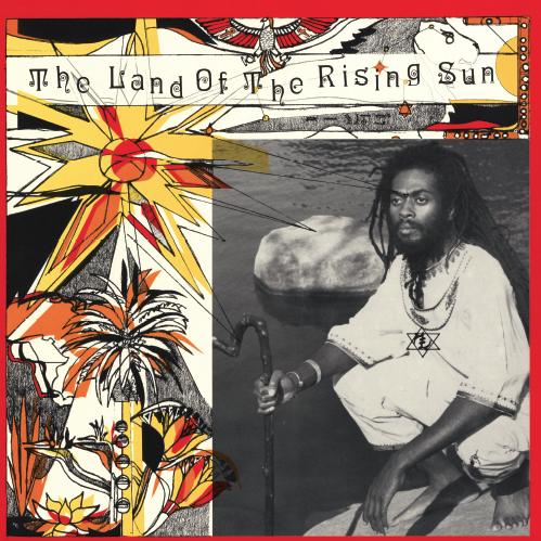 Jamaiel Shabaka - Land Of The Rising Sun 2xLP