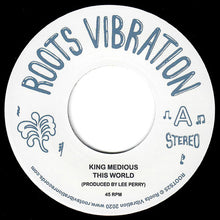 King Medious - This World 7""