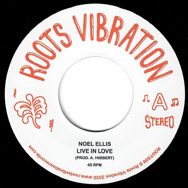 Noel Ellis - Live In Love 7
