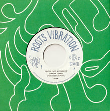 Truth, Fact & Correct - Babylon Deh Pon Fire 7""