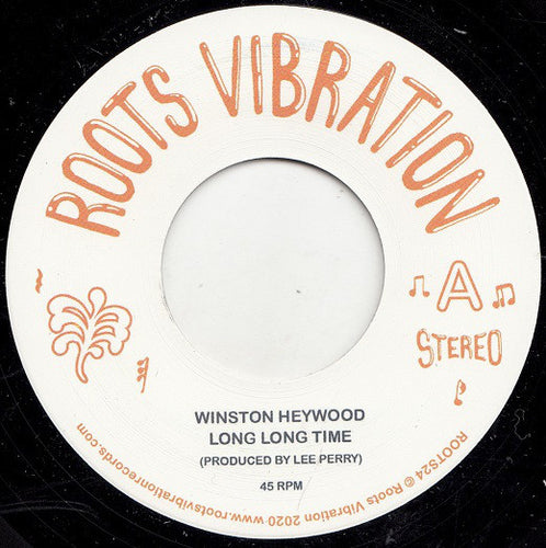 Winston Heywood - Long Long Time 7