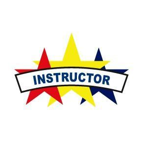 INSTRUCTOR PATCH 5""