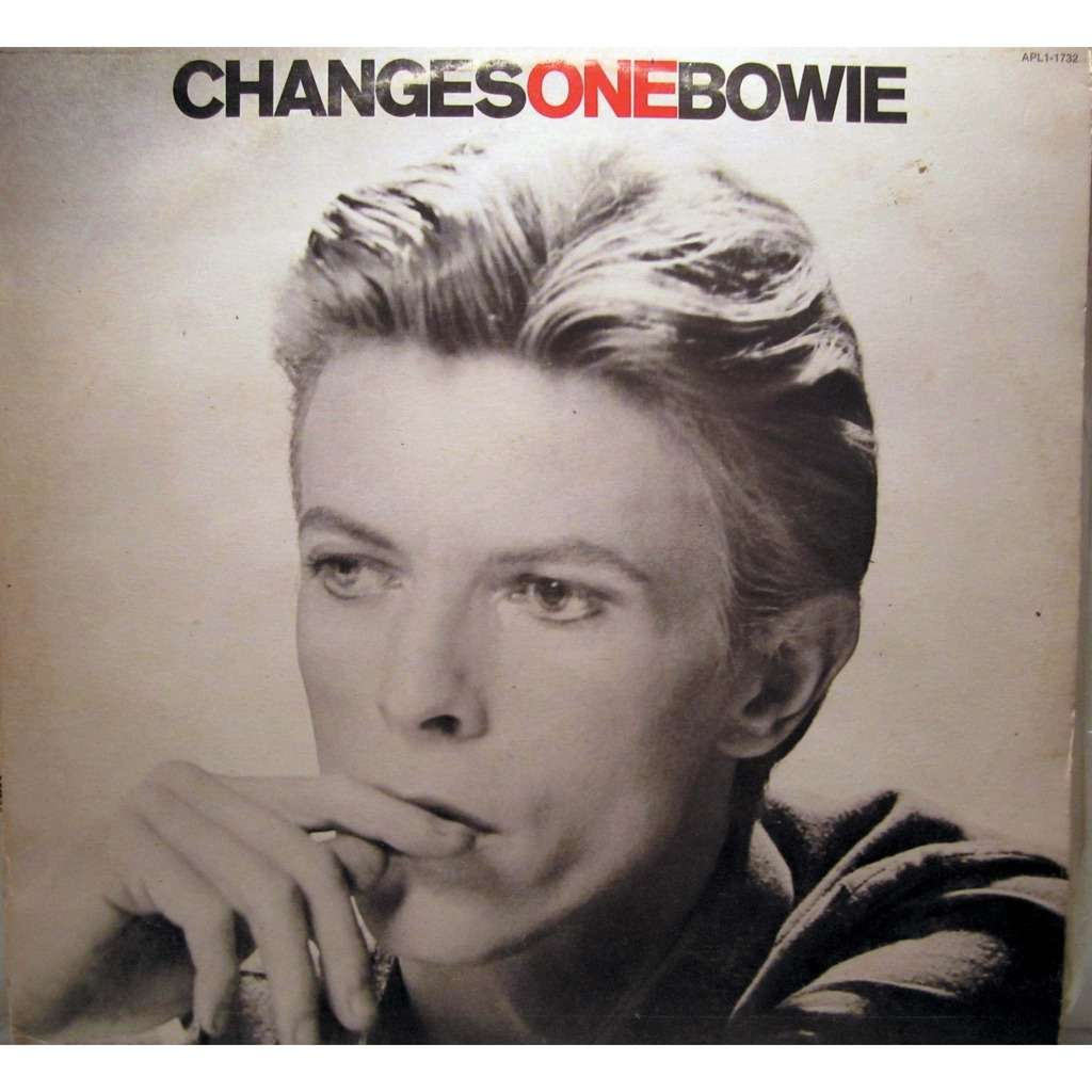 Bowie - Changesonebowie