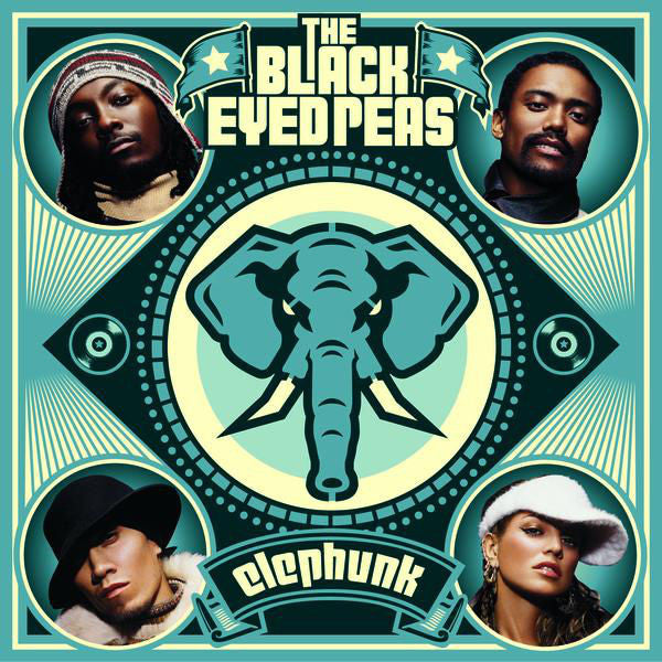 The Balack Eyed Peas - Elephunk