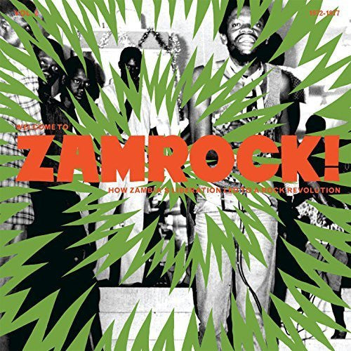Welcome To Zamrock!