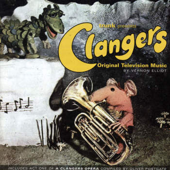 Vernon Elliot - The Clangers – Original Television Music