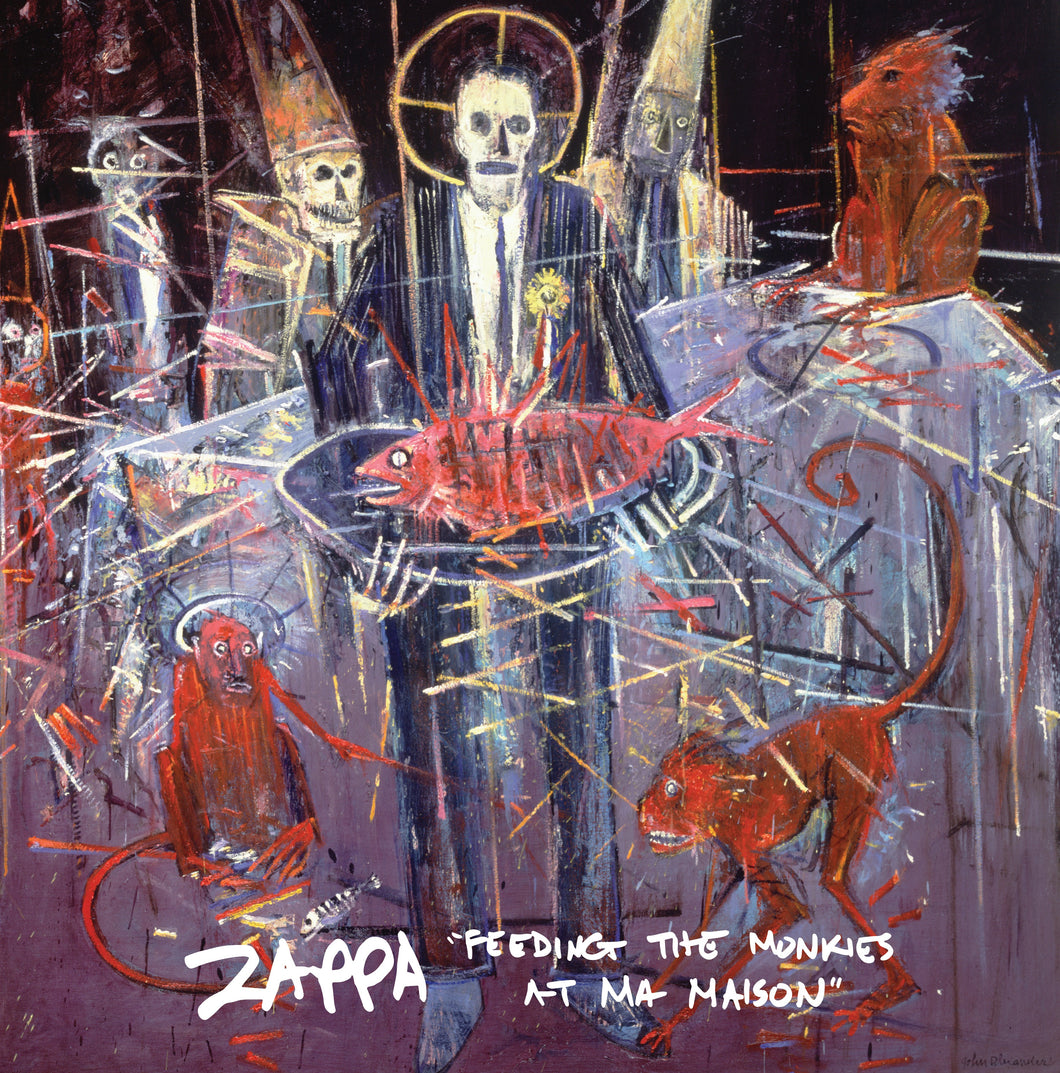 Zappa - Feeding The Monkies At Ma Maison