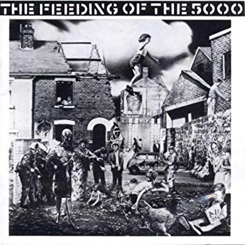 Crass - Feeding Of The Five Thousand