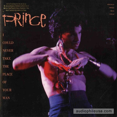 Prince - I Could Never Take The Place Of Your Man