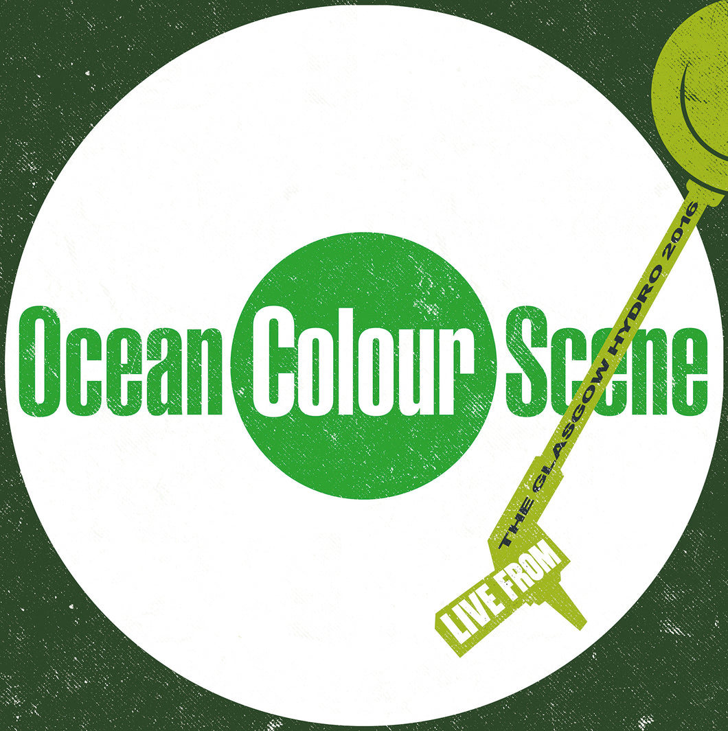 Ocean Colour Scene - Live From The Glasgow Hydro 2016