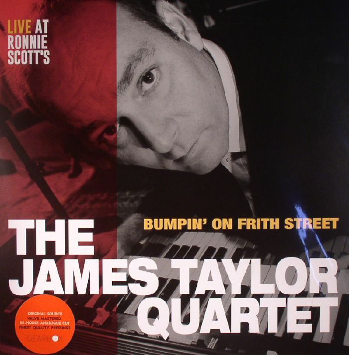 The James Taylor Quartet - Bumpin' On Frith Street