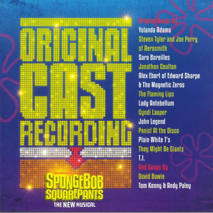 Original Cast Recording - Spongebob Squarepants
