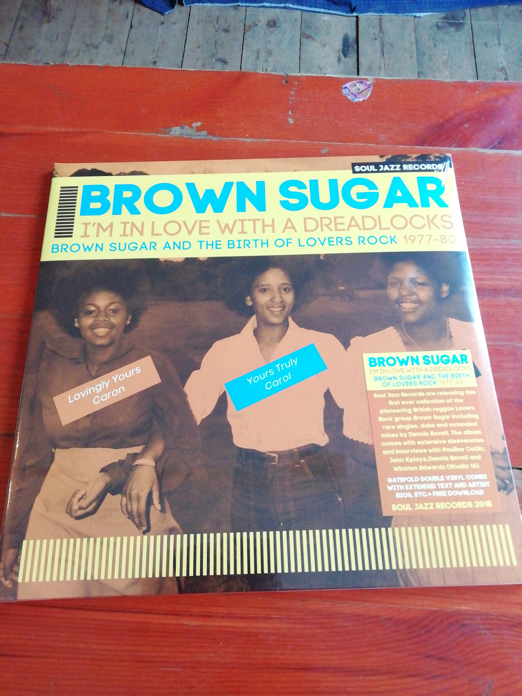 Brown Sugar - 'I'm In Love With A Dreadlocks: Brown Sugar And The Birth Of Lovers Rock 1977-80'