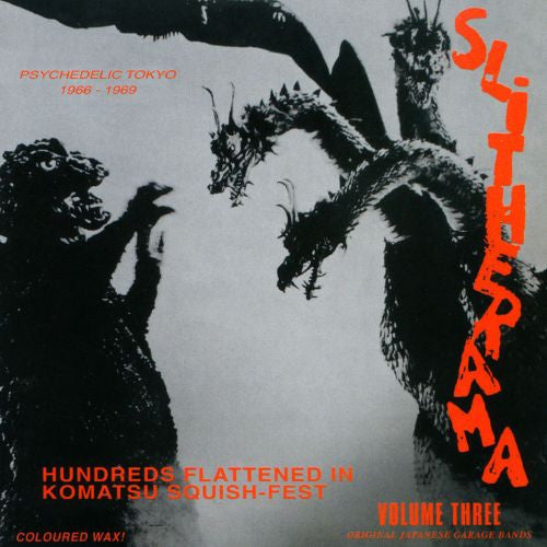 Various - Slitherama! Volume 3