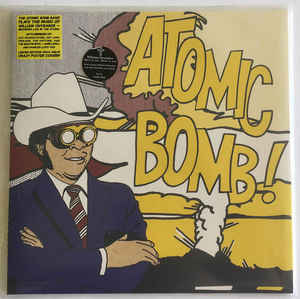 The Atomic Bomb Band ‎– Plays The Music Of William Onyeabor
